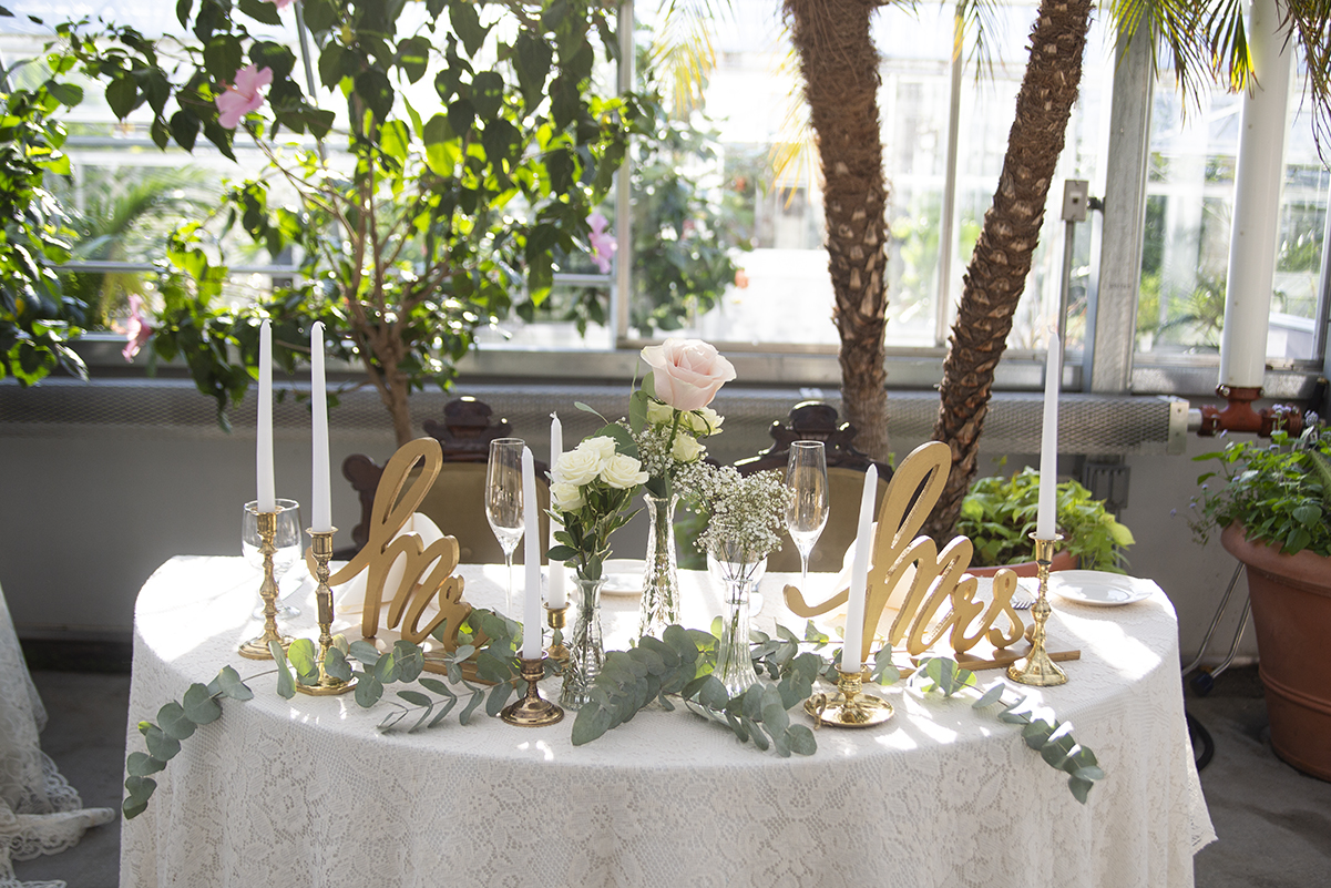 Palmarried!!! - Wedding Complete Styling