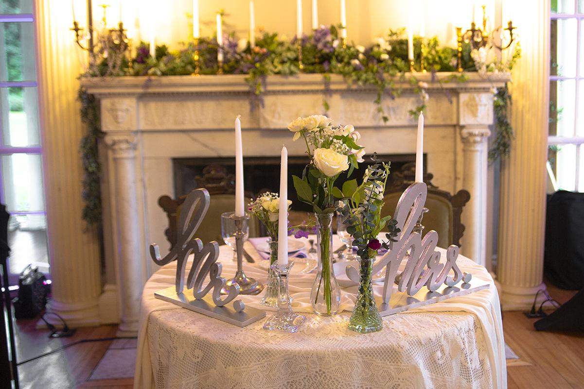 Ring around the Tozzi's - Wedding- Full Styling