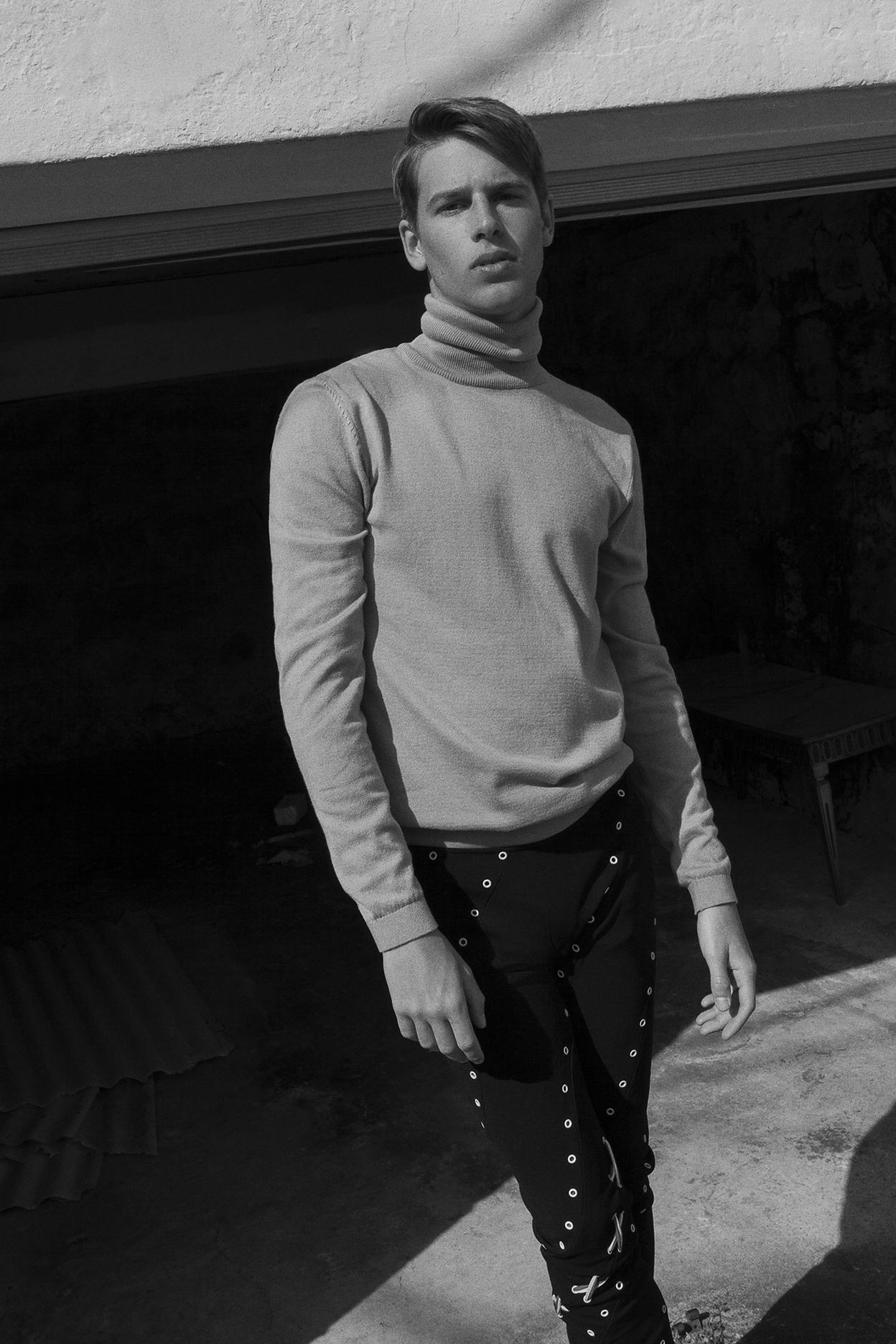 turtleneck  stylists own  pants  bec + bridge