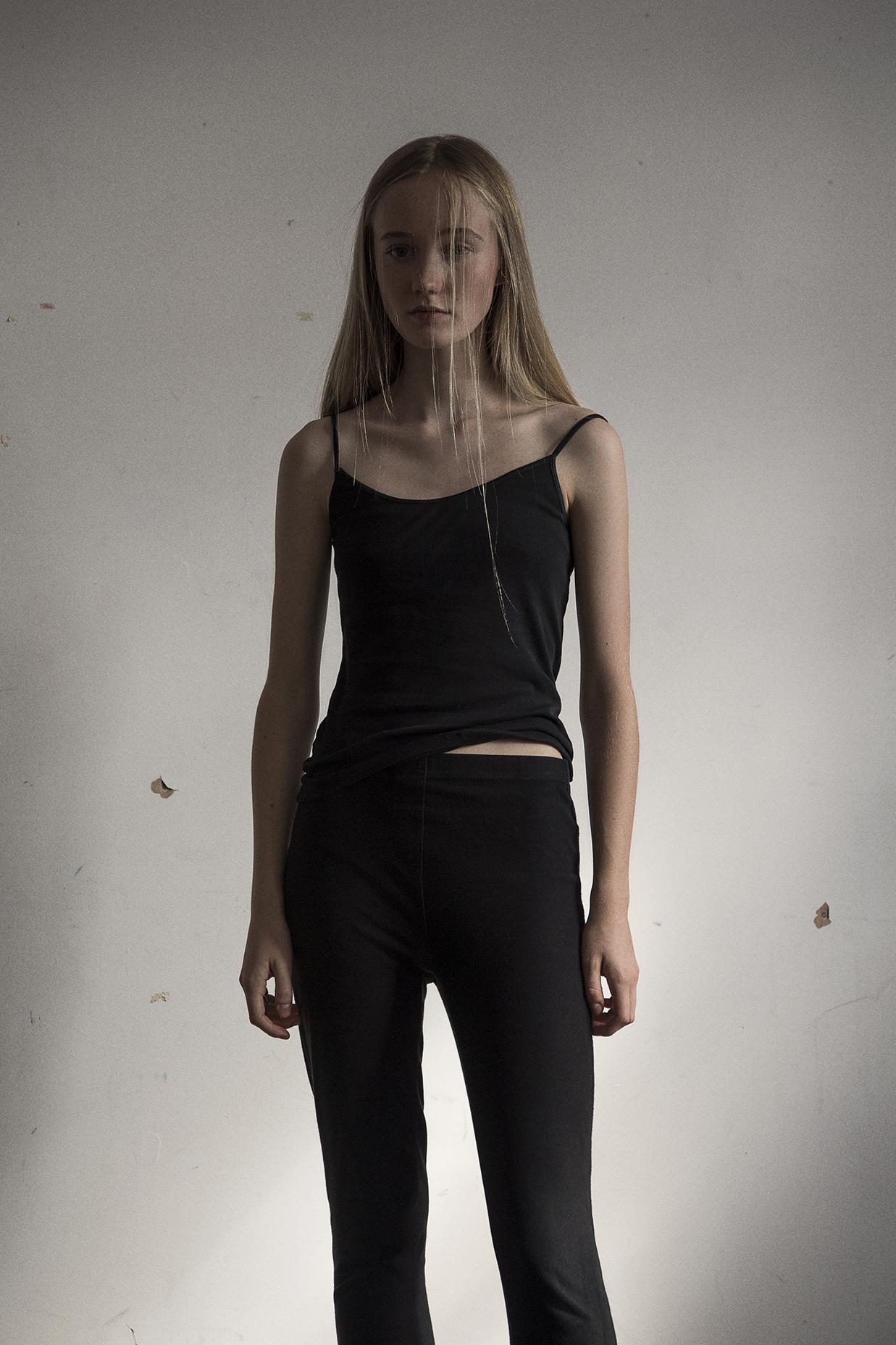 tank + trouser  models own