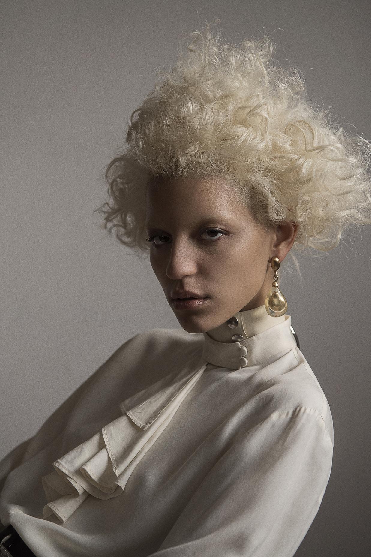 choker  hanger  blouse  freckle london  earrings  the market cartel
