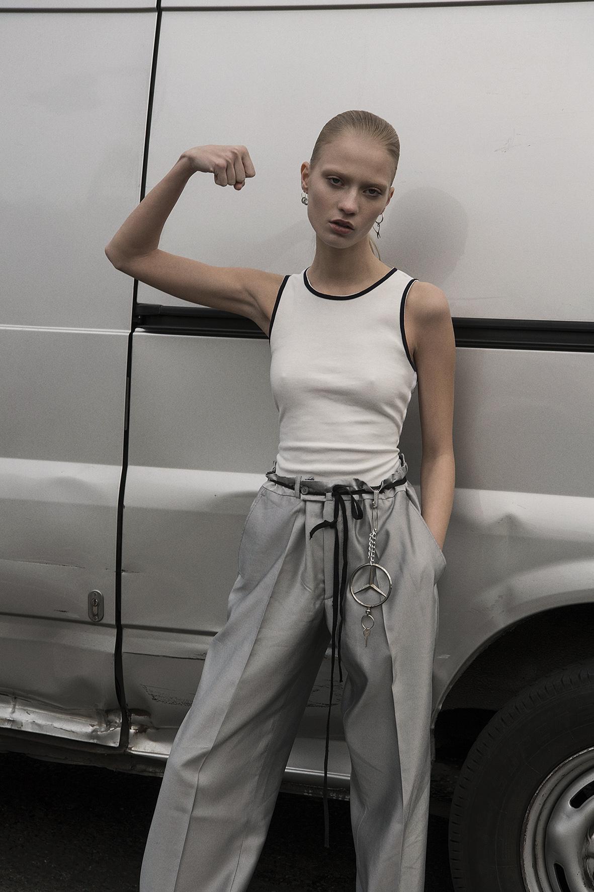 tank  jw anderson  trousers  vintage