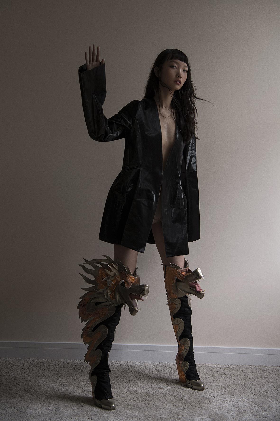 dress  micol ragni   shoes  kira goodey