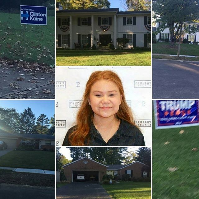"""""""Why is my neighborhood so flip-floppy?"""" -Anna  Anna asks: """"My neighbor hood is combination of little houses new houses and large old fashioned houses and flips between liberal and conservative groups.  My question is: how did my neighborhood get to be so flip floppy?"""" #SpaceToPlayce Who """"They"""" Is"""