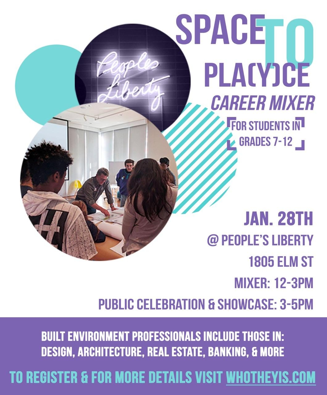 career mixer