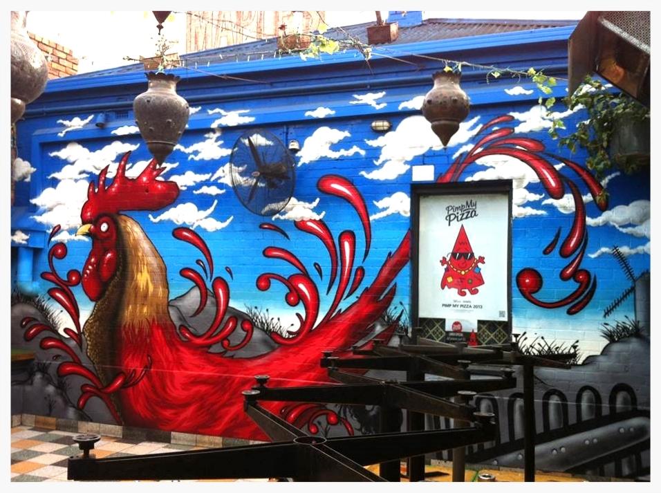 Lucky Coq - 2014 Prahran