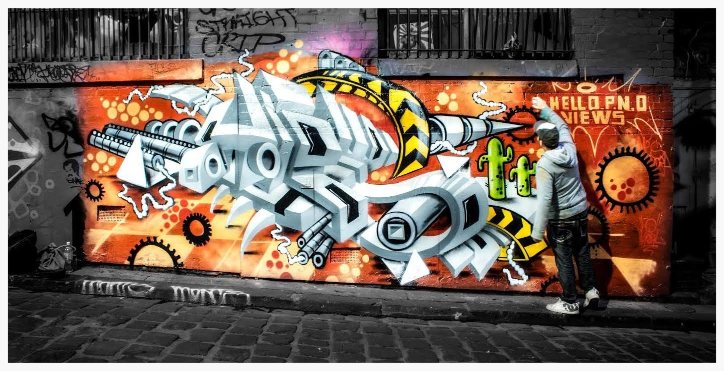 Hosier Lane 2014