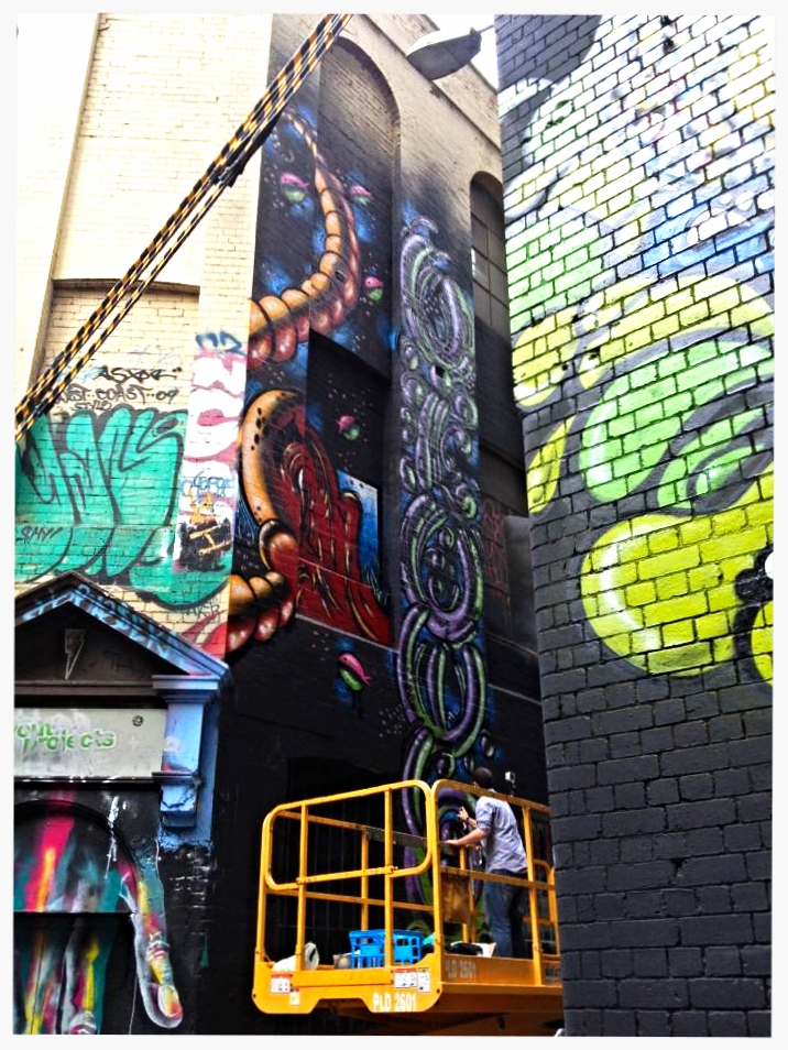 Hosier Lane - 2015