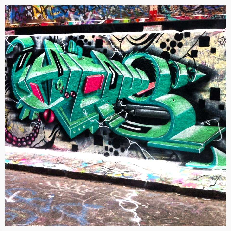Hosier Lane - 2014