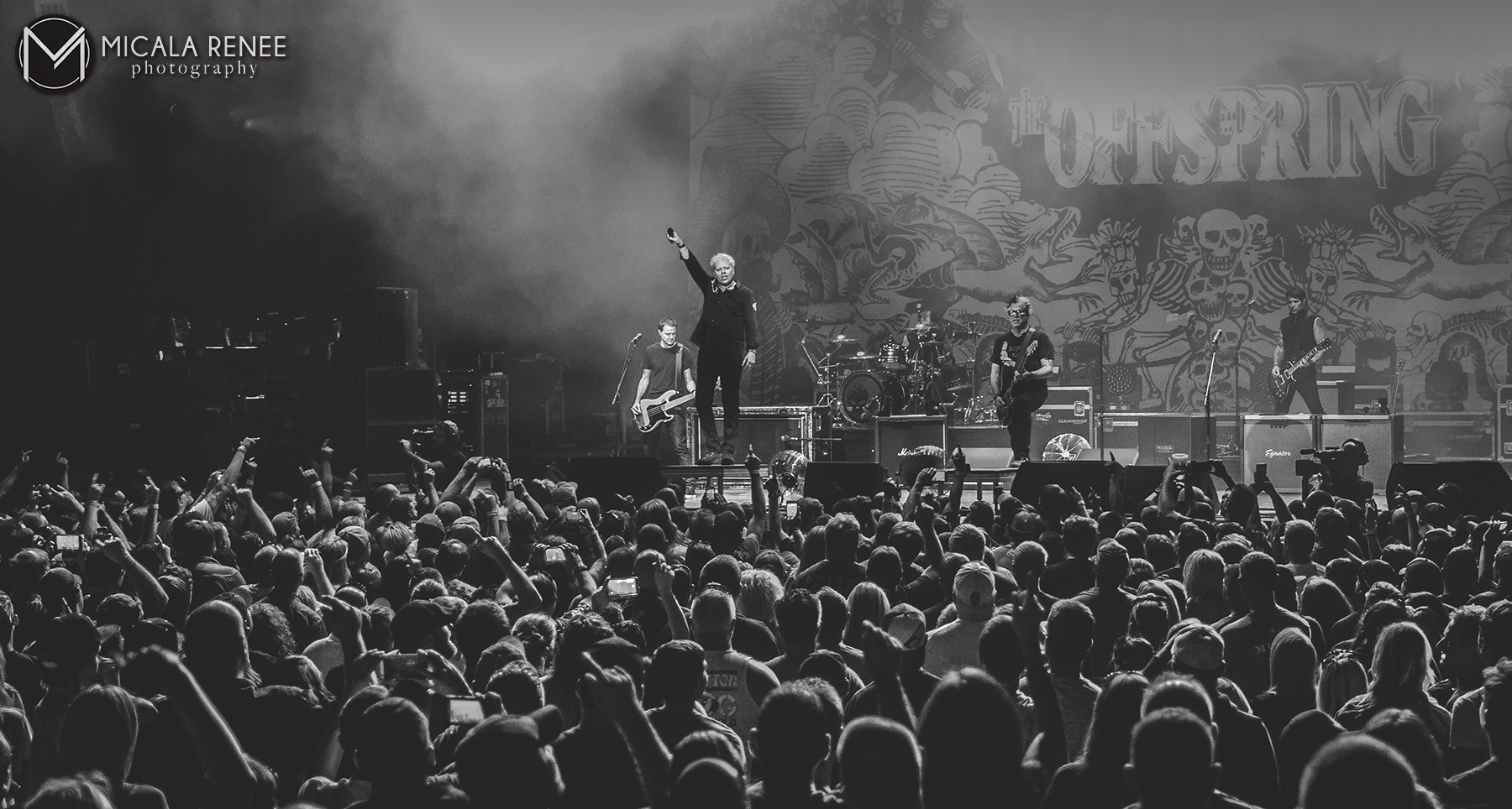 COMING SOON • The Offspring • Verizon Wireless Amphitheater • St. Louis, MO • 09.10.17