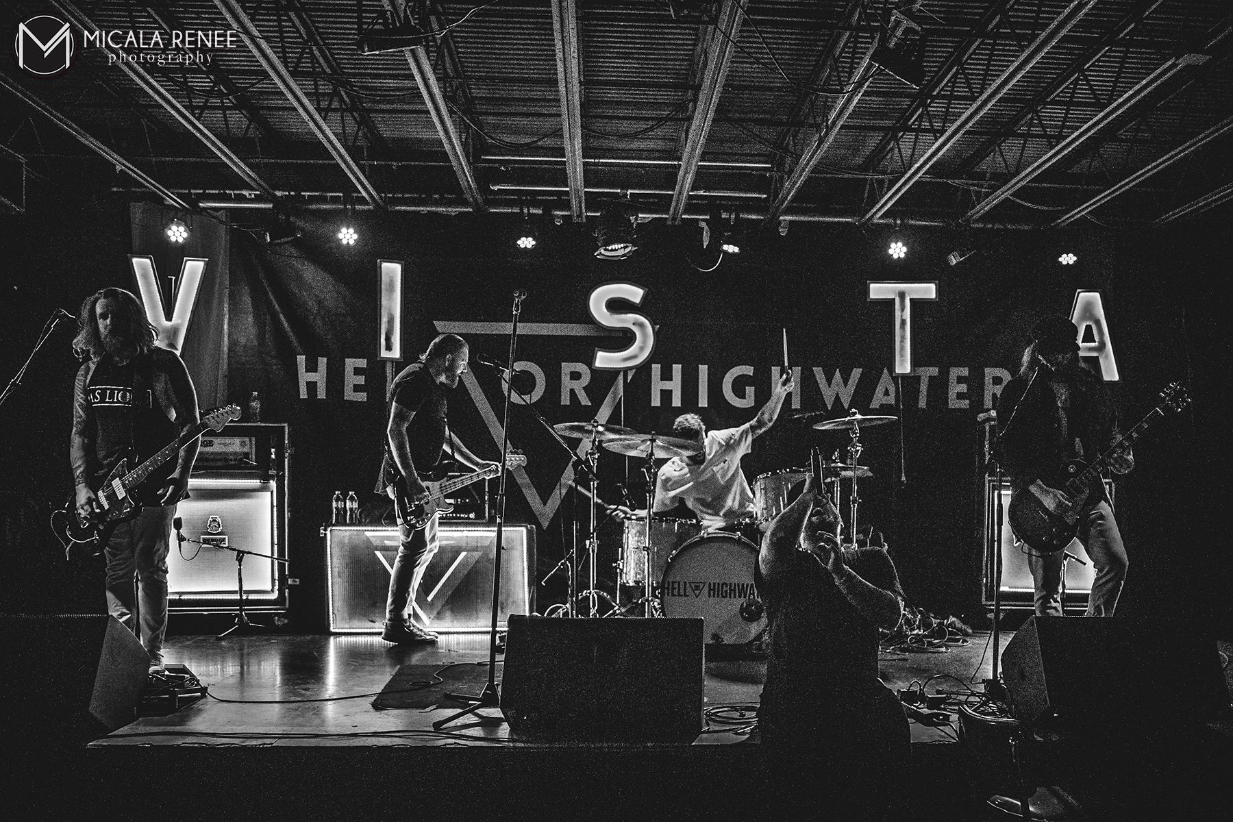 Hell Or Highwater • The Firebird • St. Louis, MO • 09.05.17