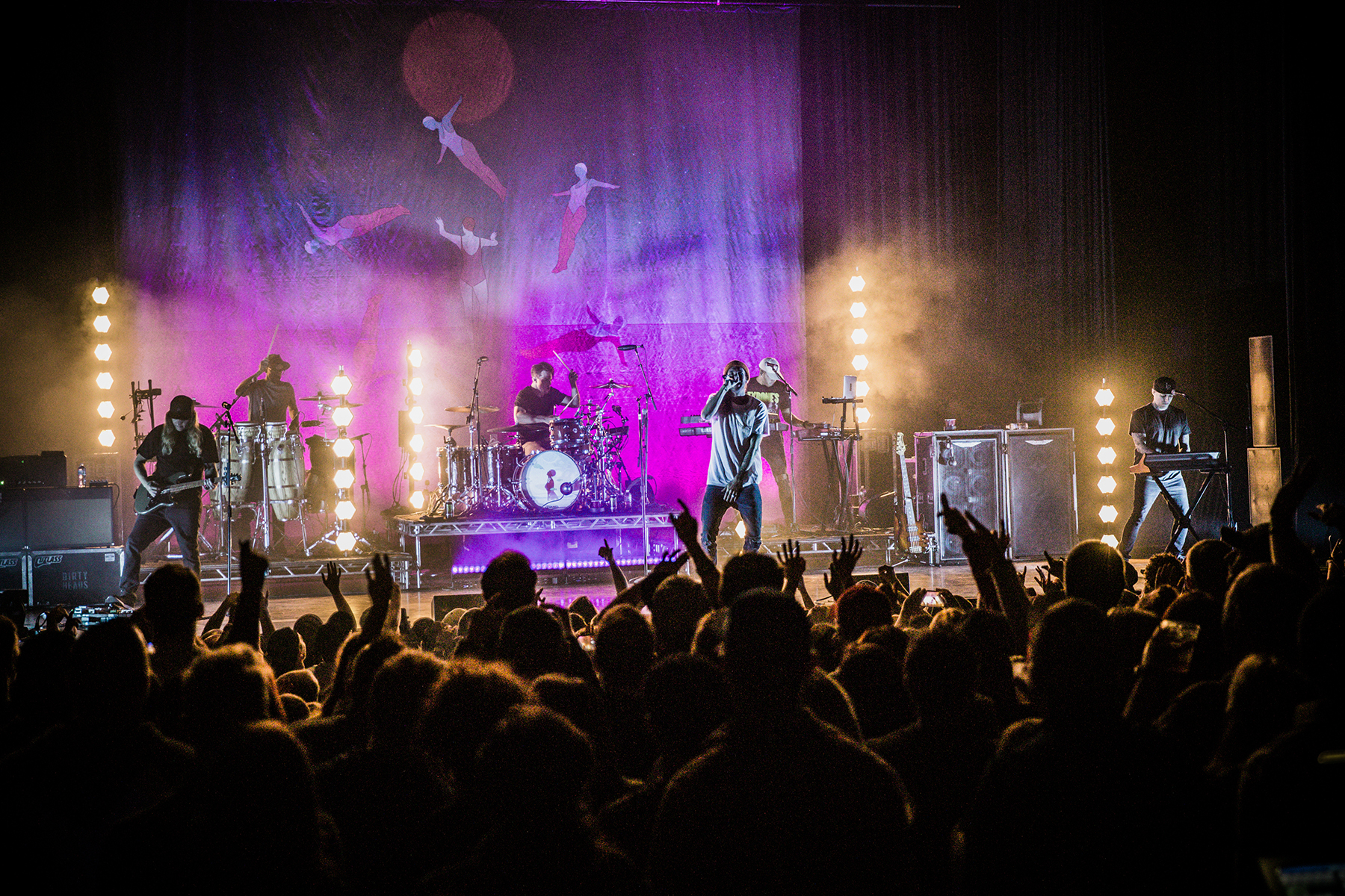 Dirty Heads • The Pageant • St. Louis, MO • 11.16.17