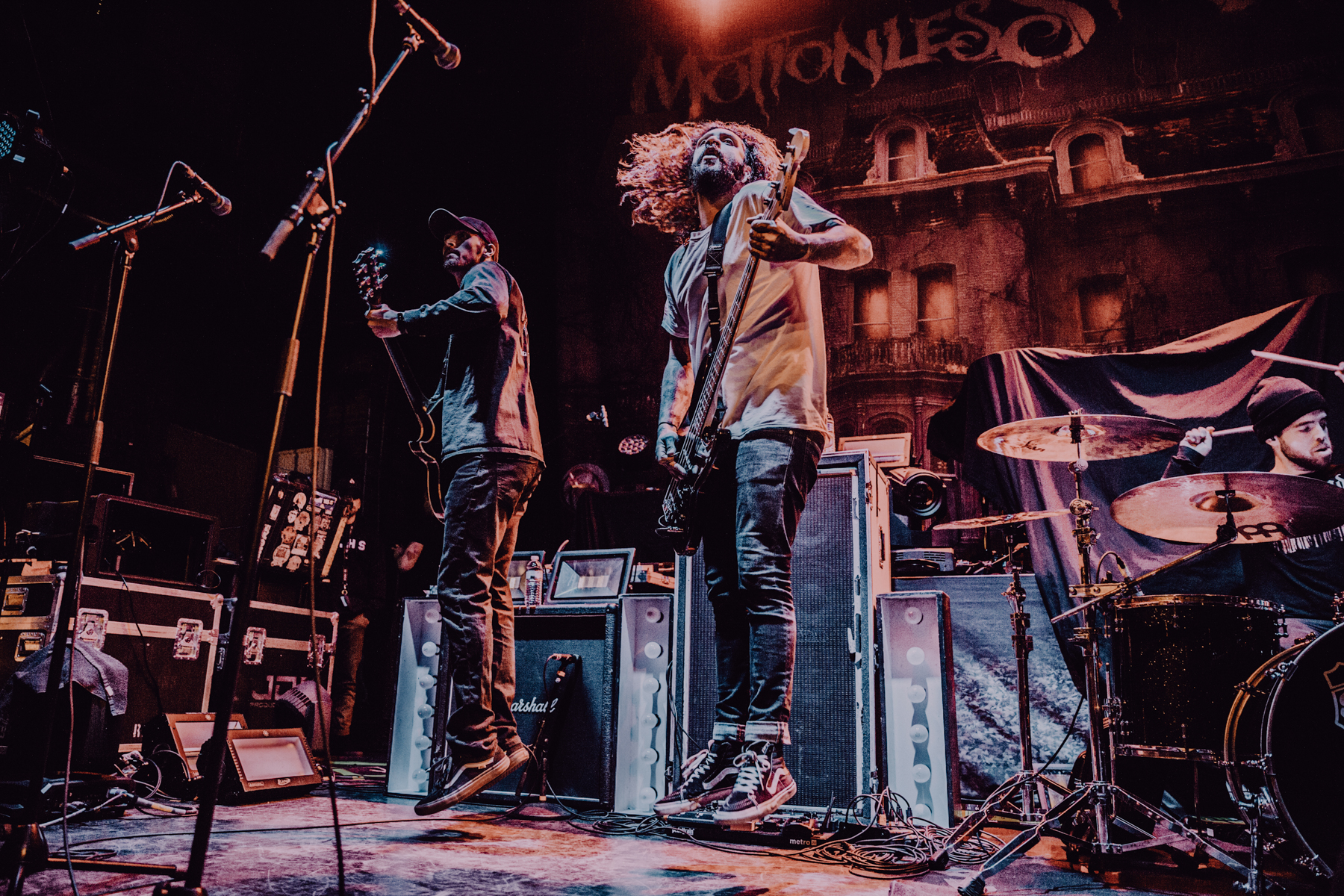 Like Moths To Flames • The Blue Note • Columbia, MO • 03.13.18