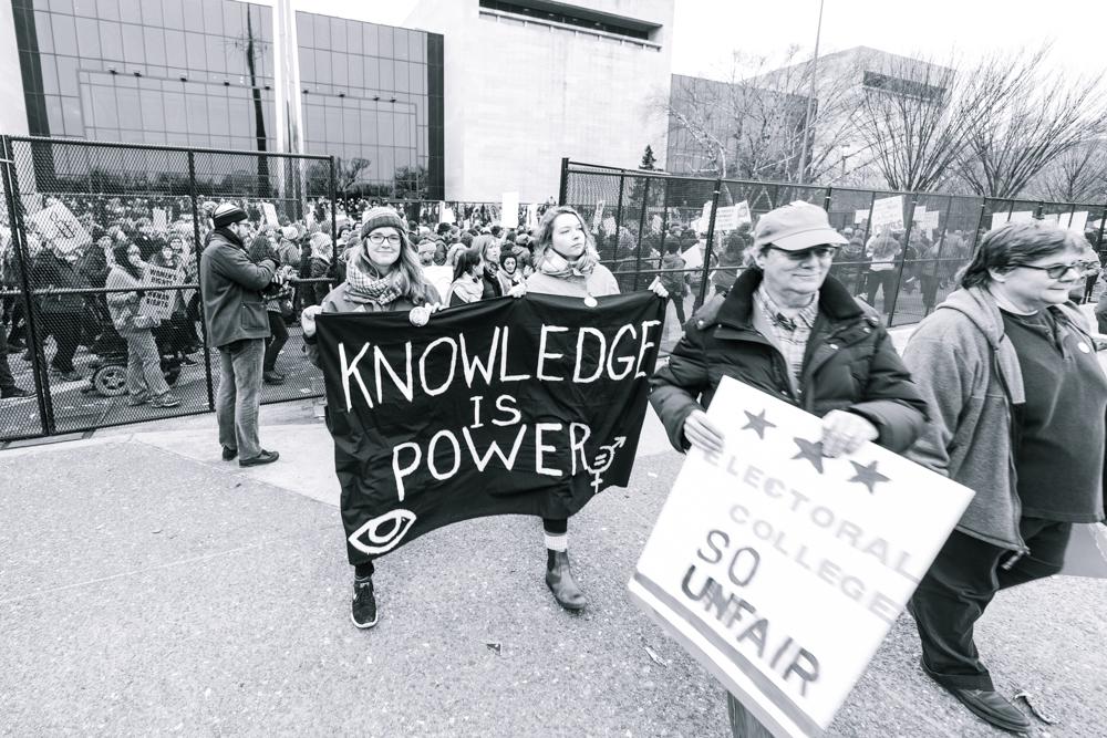 Women's March on Washington D.C.