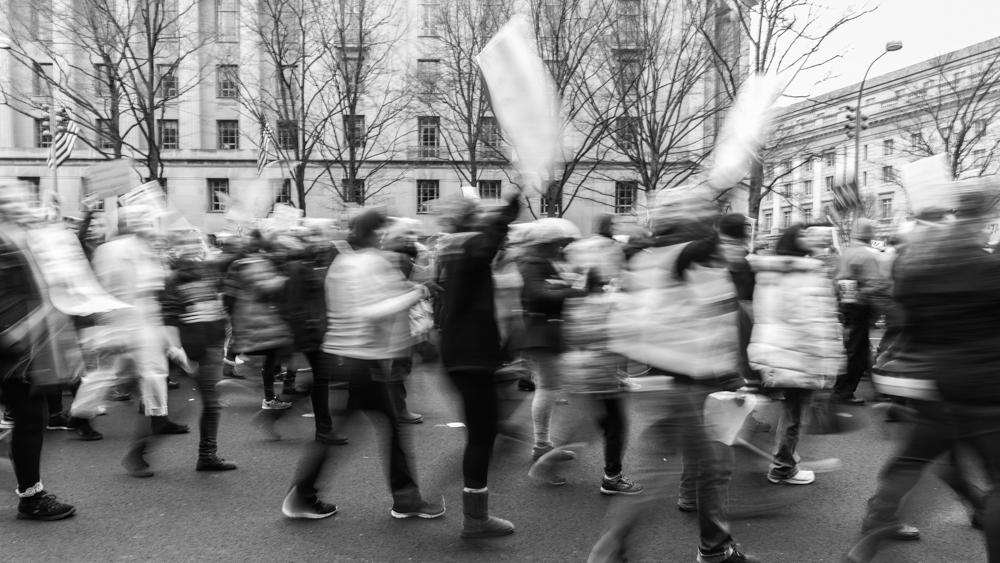 Women's March on Washington D.C,
