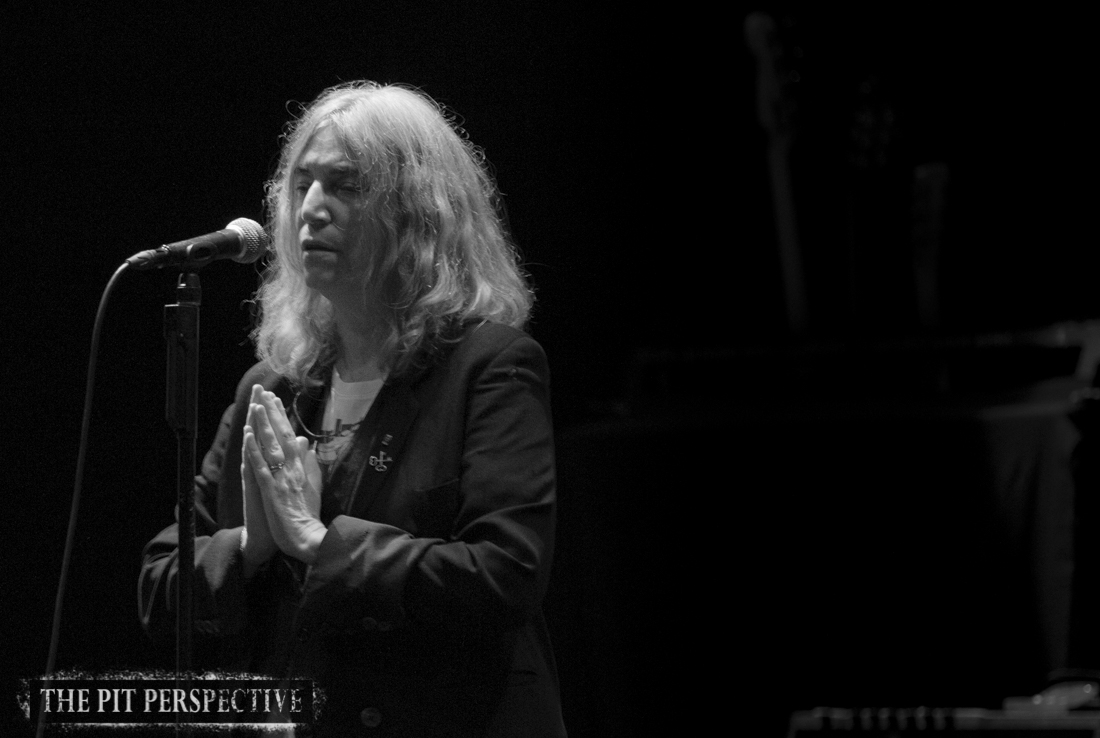 Patti Smith, The Theater at The Ace Hotel