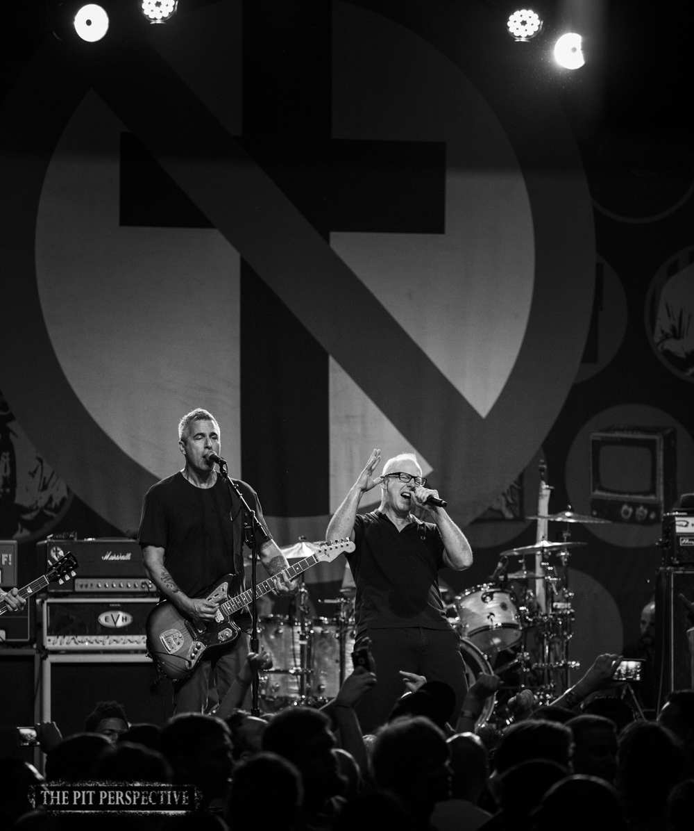 Bad Religion and Off!, The Fonda Theater