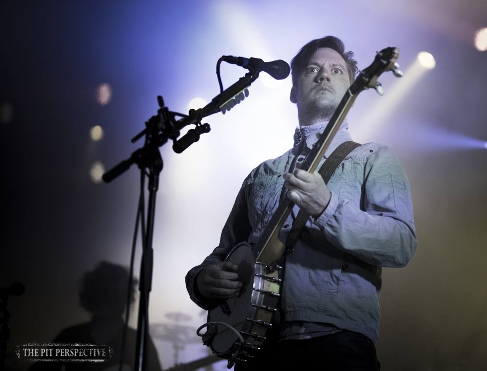 Modest Mouse, Hollywood Forever Cemetery