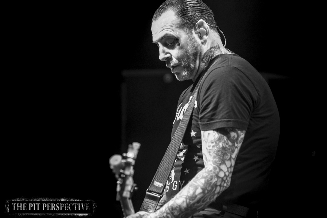 Social Distortion. The Observatory