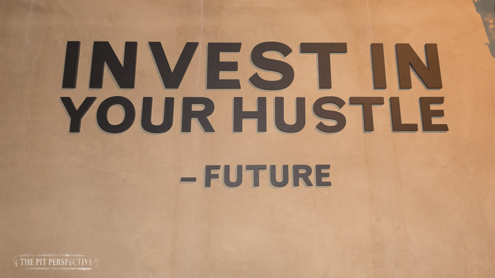Future, Houdini House, Hollywood