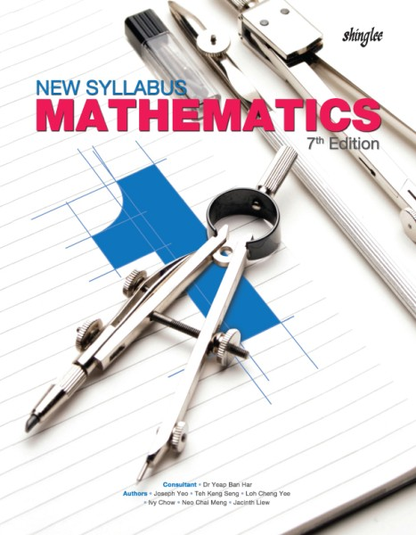 New Syllabus Secondary Maths 7th Edition - Accelerated