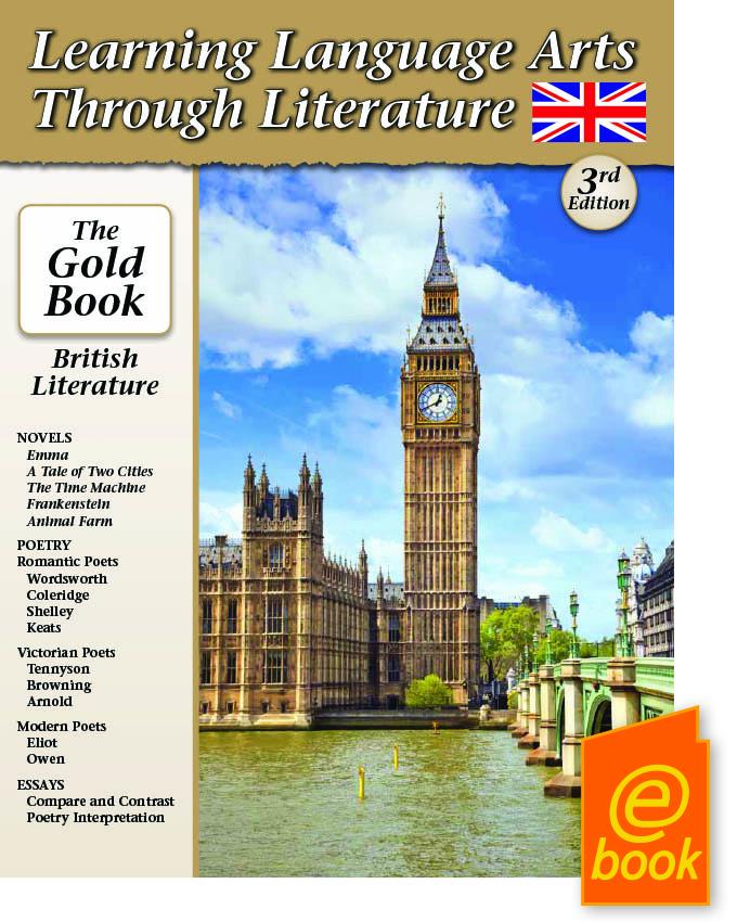 LLATL Gold British - Levels 11-12
