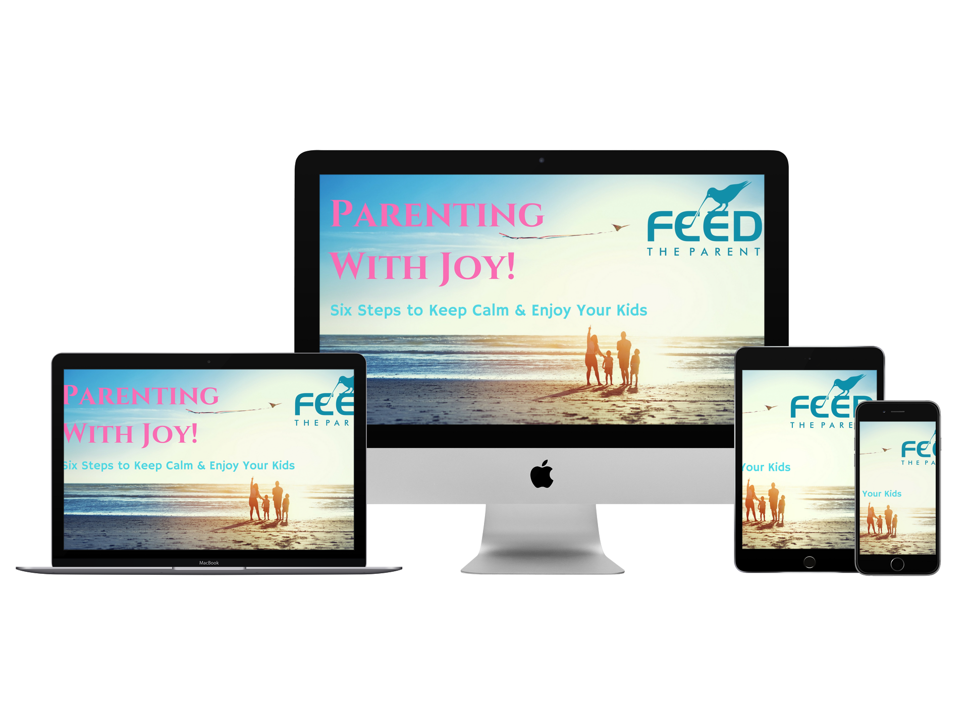 Browse Step-By-Step Courses by Feed the Parent
