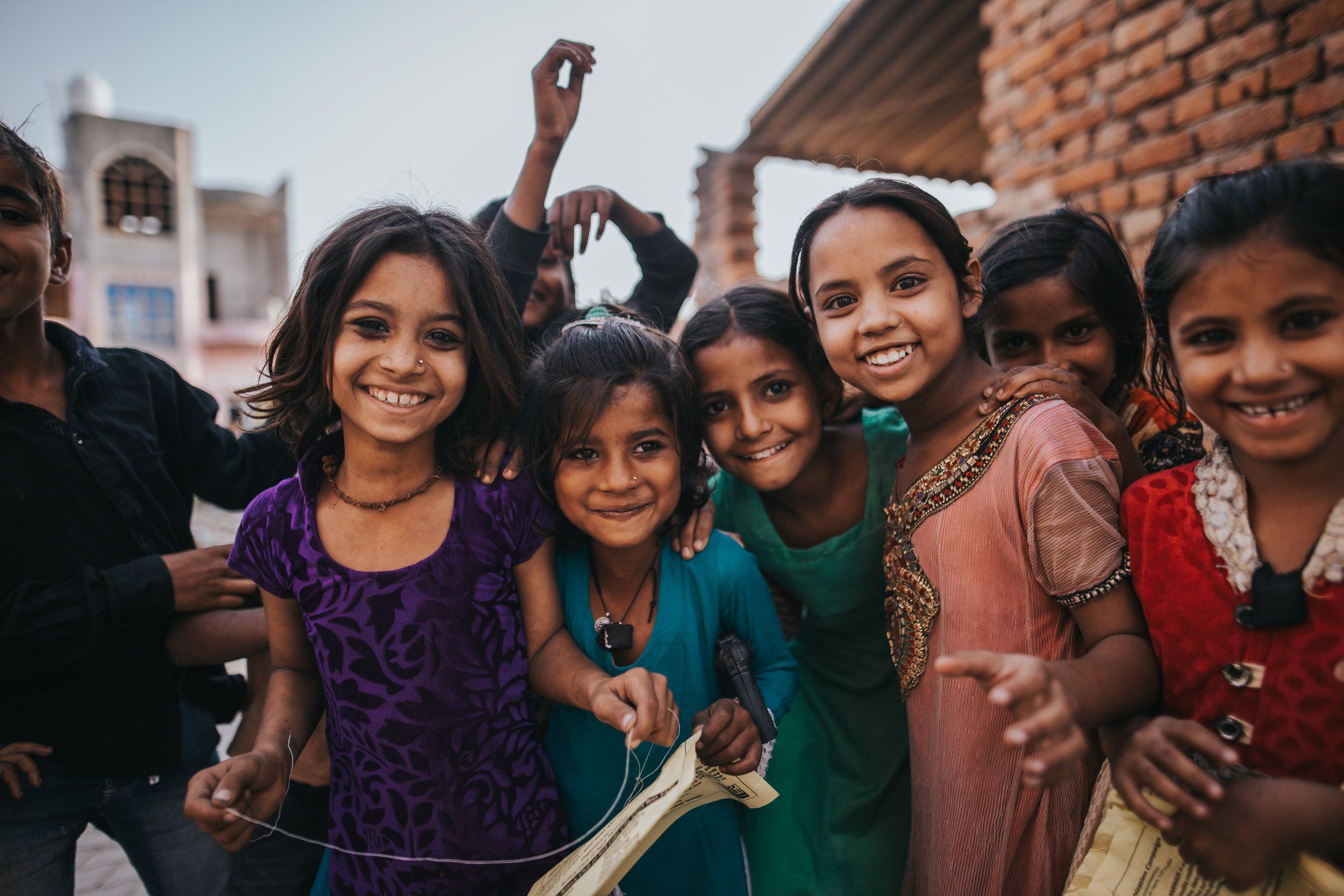 My Mission: Helping Mothers and Their Children in India