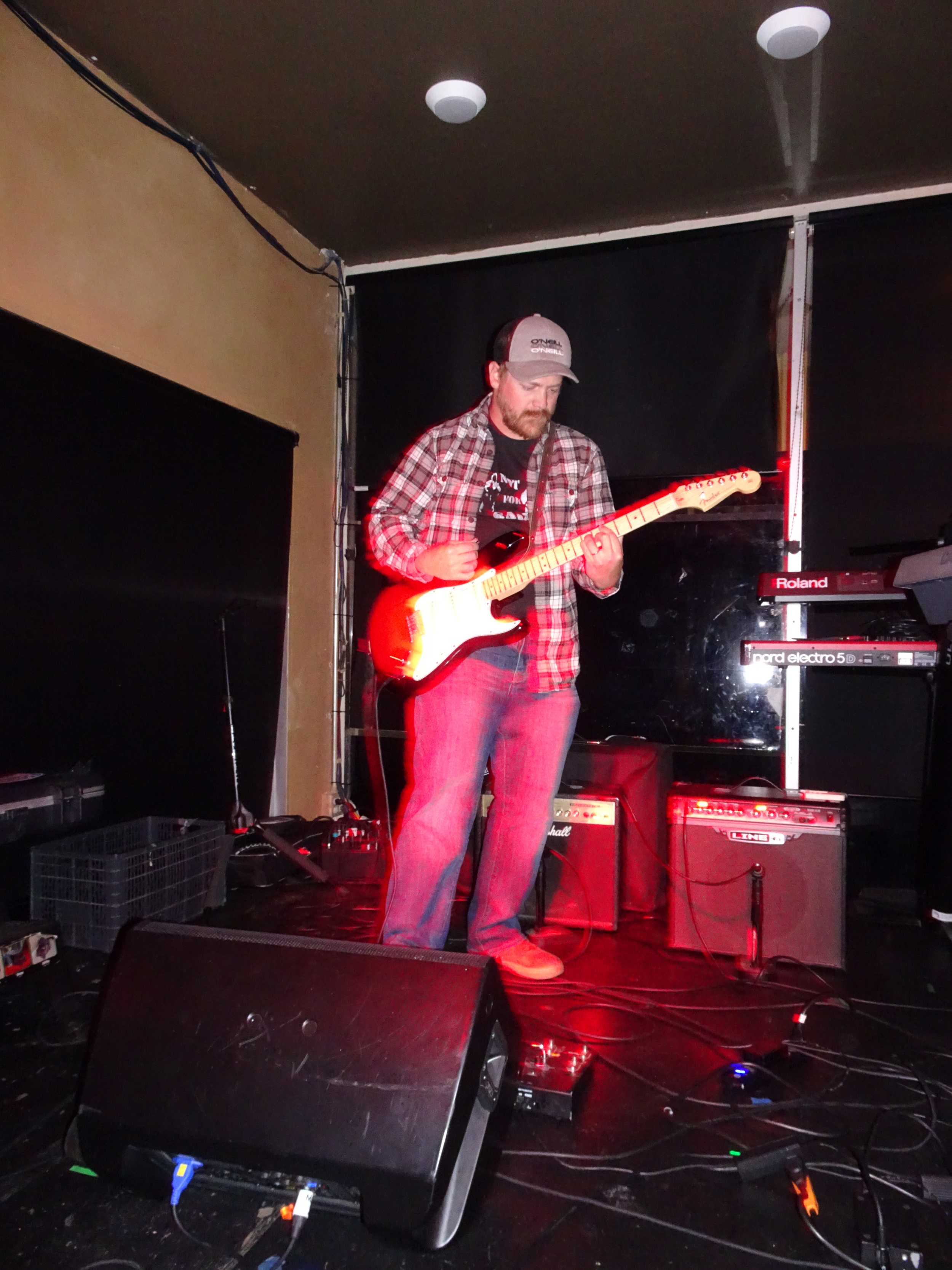 Justin Prouty-Lead Guitar