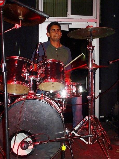 Alex Cortez-Drums