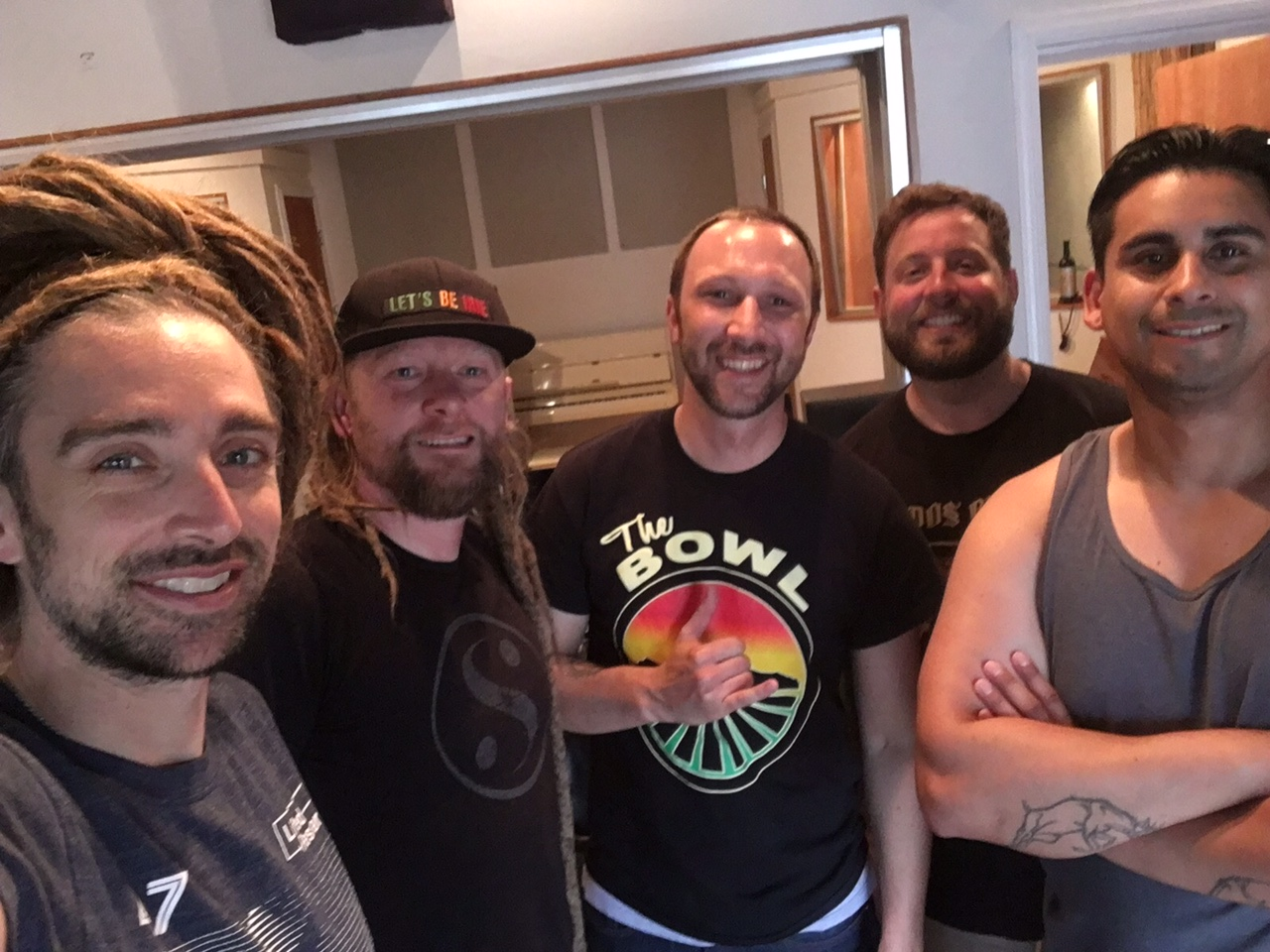 - Rise Up just completed a studio session with EN Young at Imperial Sound Studios/Roots Musician Records at the end of June 2019. New music and videos to come soon!