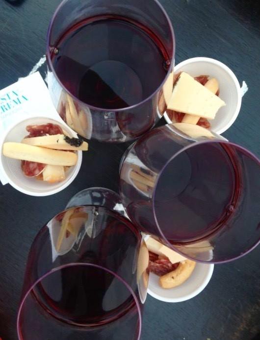 Wine Tasting Festival Sitges Barcelona Beach