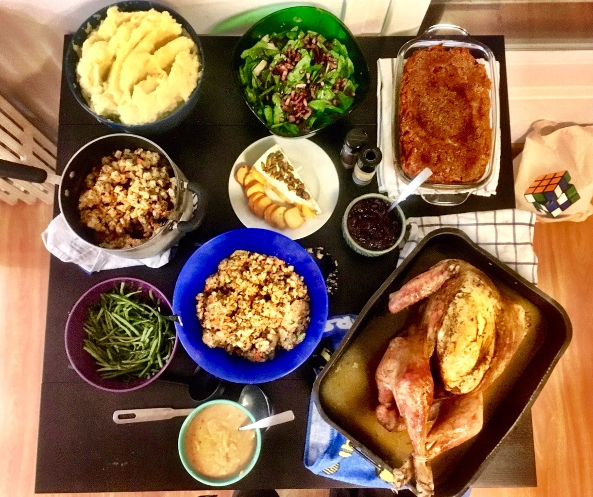 Thanksgiving Dinner Abroad
