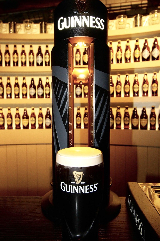 Guinness Pint Dublin Ireland