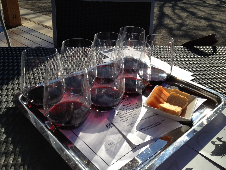 Paraduxx Wine Tasting Napa Winery