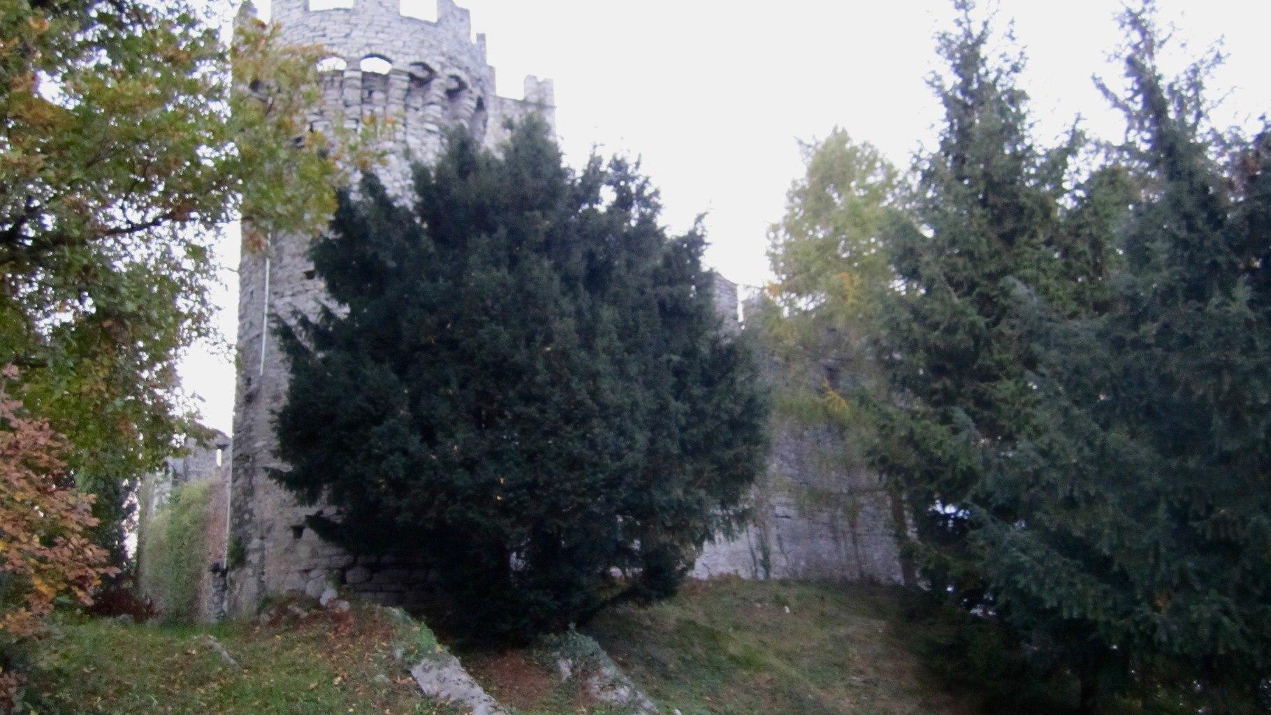 Vezio Castle Lake Como Varenna