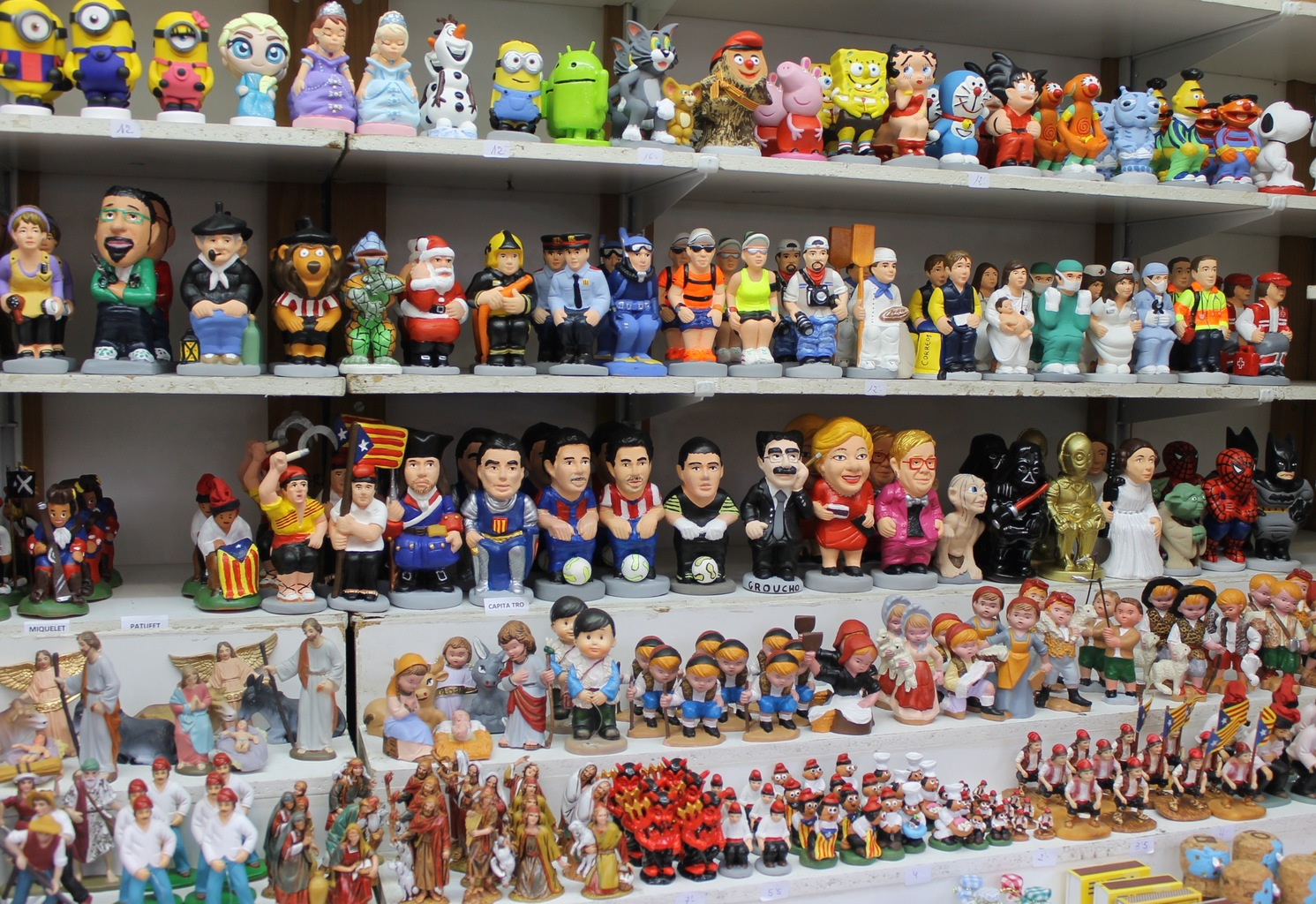 Caganers Catalan Christmas Traditions