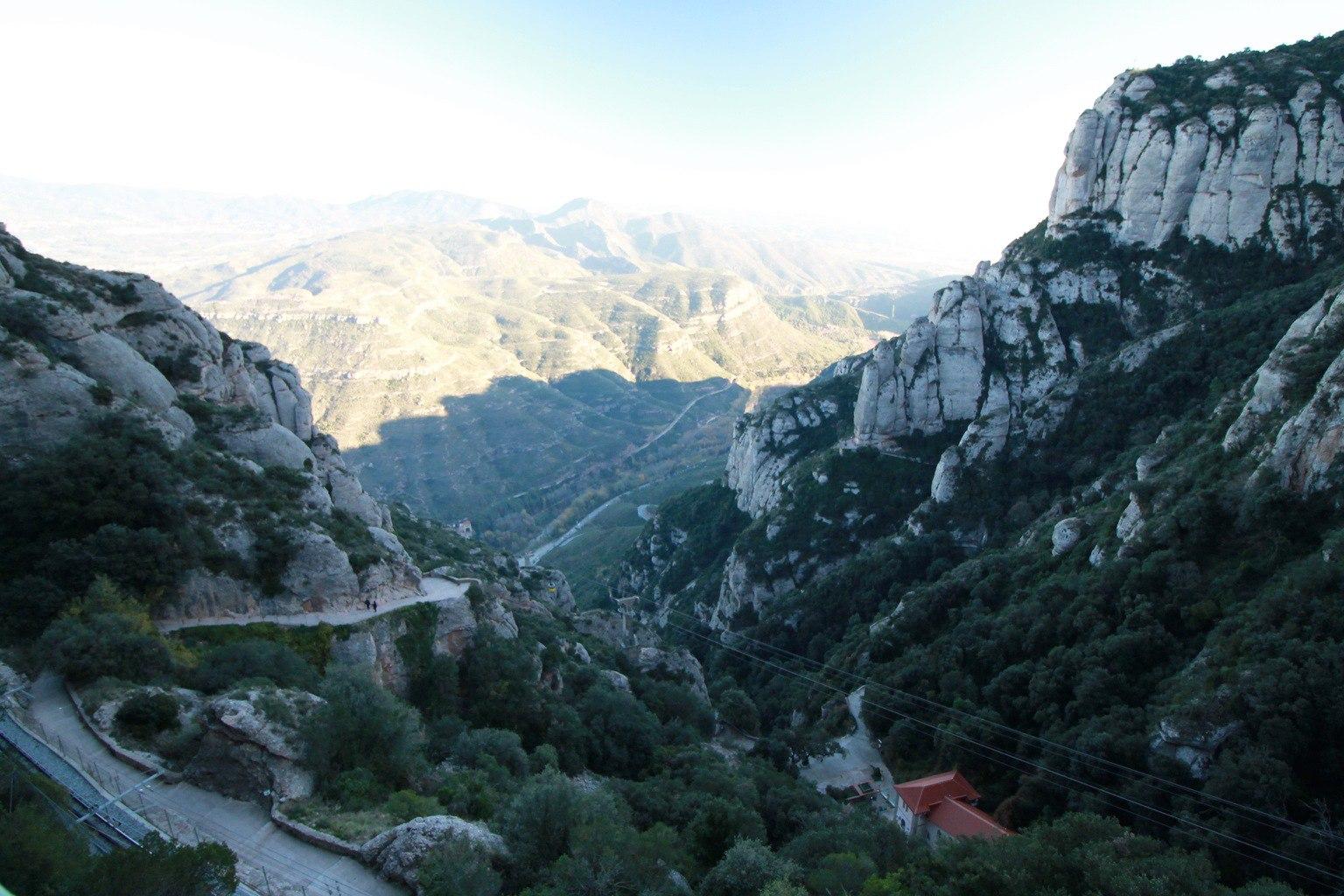 Aeri Montserrat Barcelona day Trip