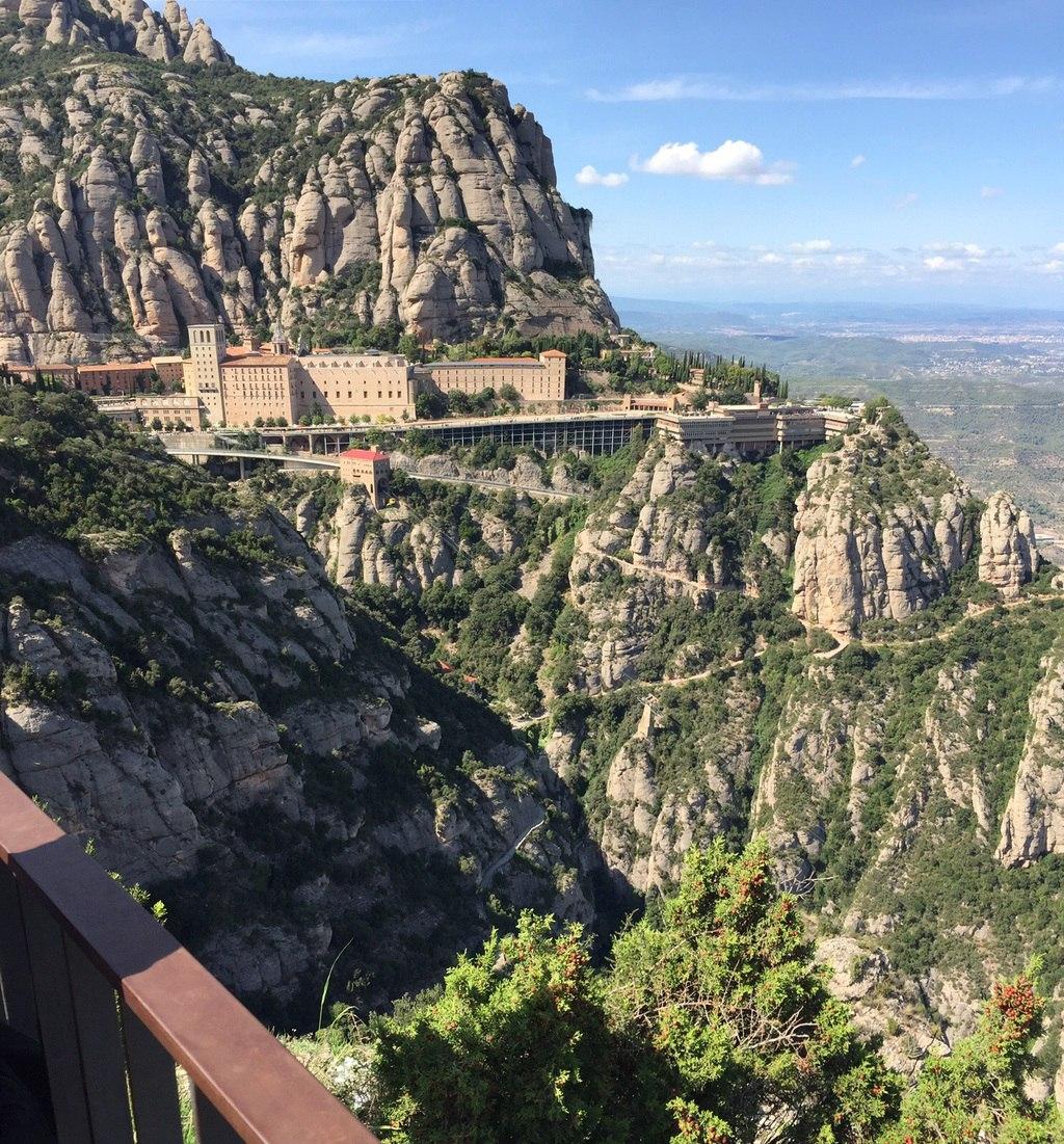 Montserrat Barcelona Day Trip