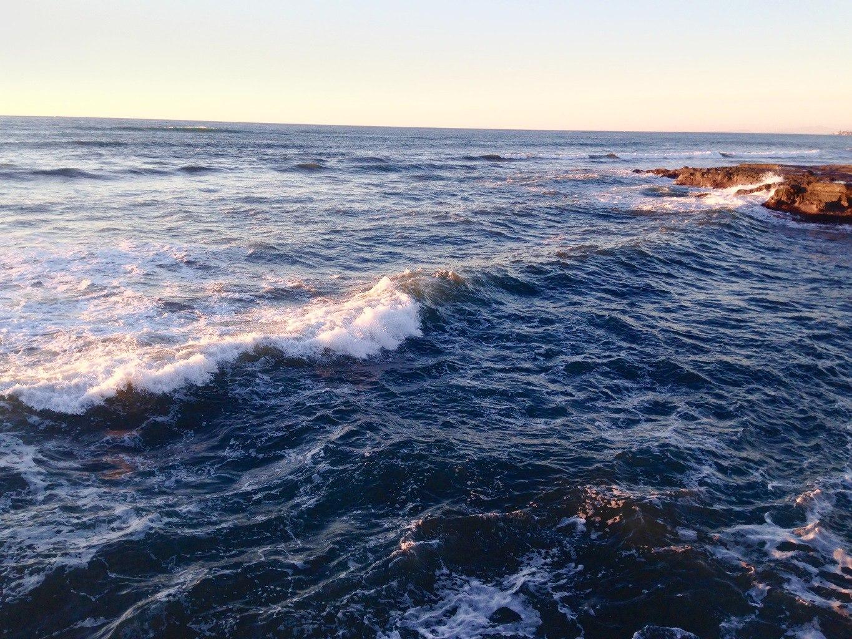 Travel to San Diego, Sunset Cliffs