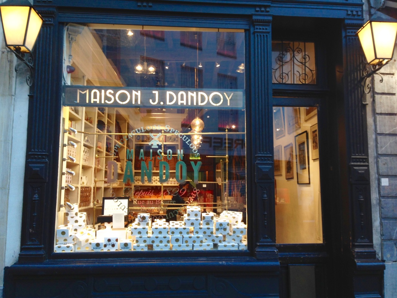 Maison Dandoy Eat and Drink in Brussels