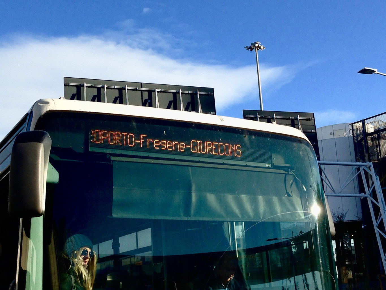 Ostia Antica Bus to Fiumicino