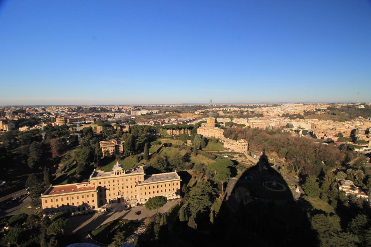 St. Peter's Basilica's Construction