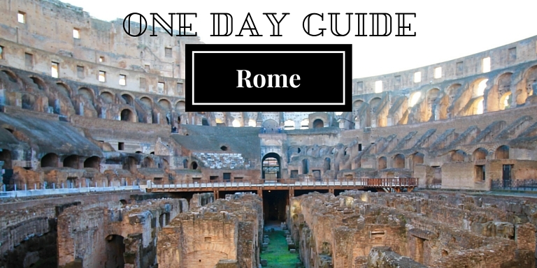 Rome One Day Guide