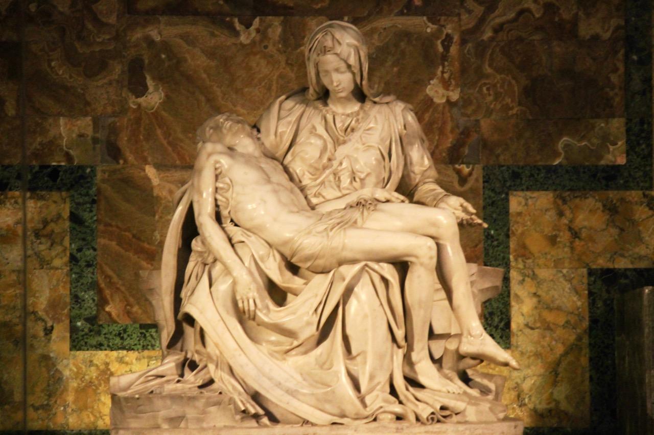 La Pieta St. Peter's Basilica