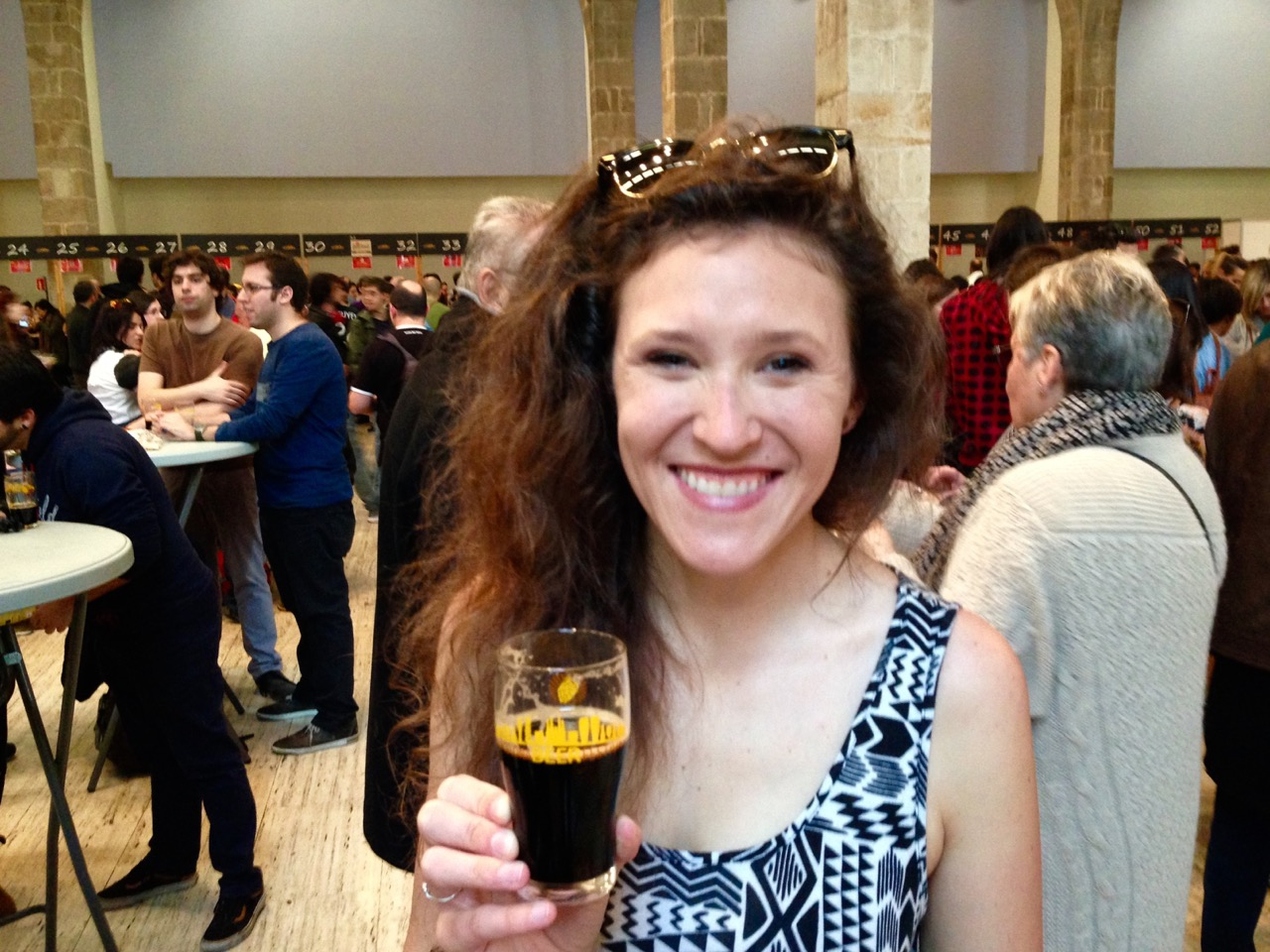 Barcelona Beer Festival Founders Brewing Company Breakfast Stout