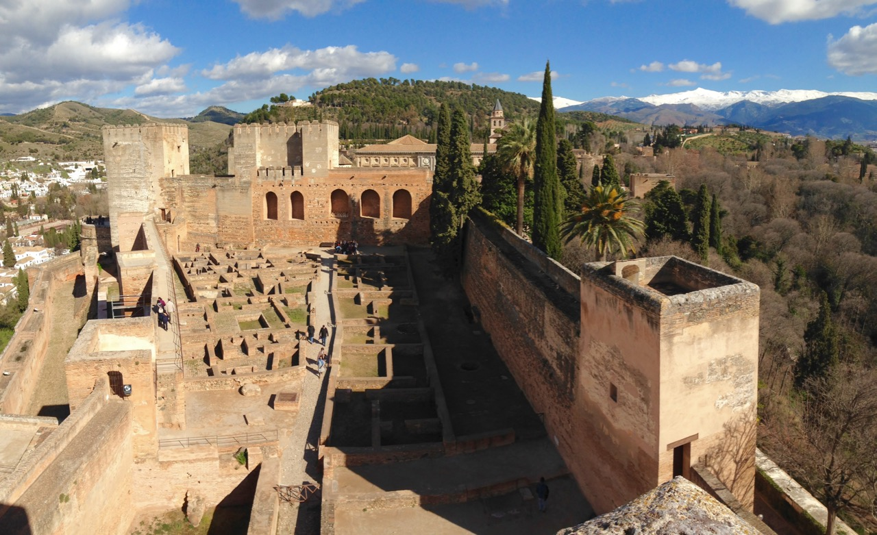 How to Visit the Alhambra Alcazaba