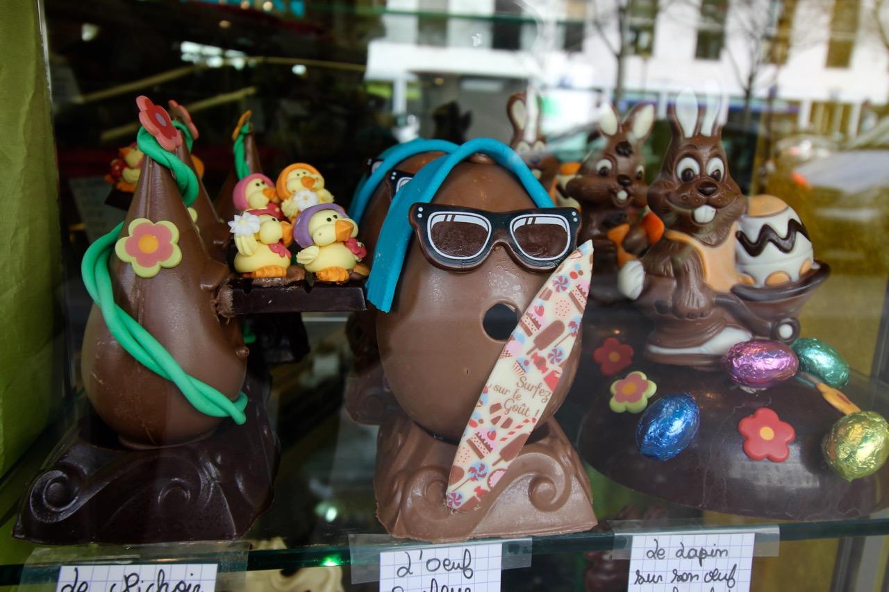 Easter Egg Easter in Paris