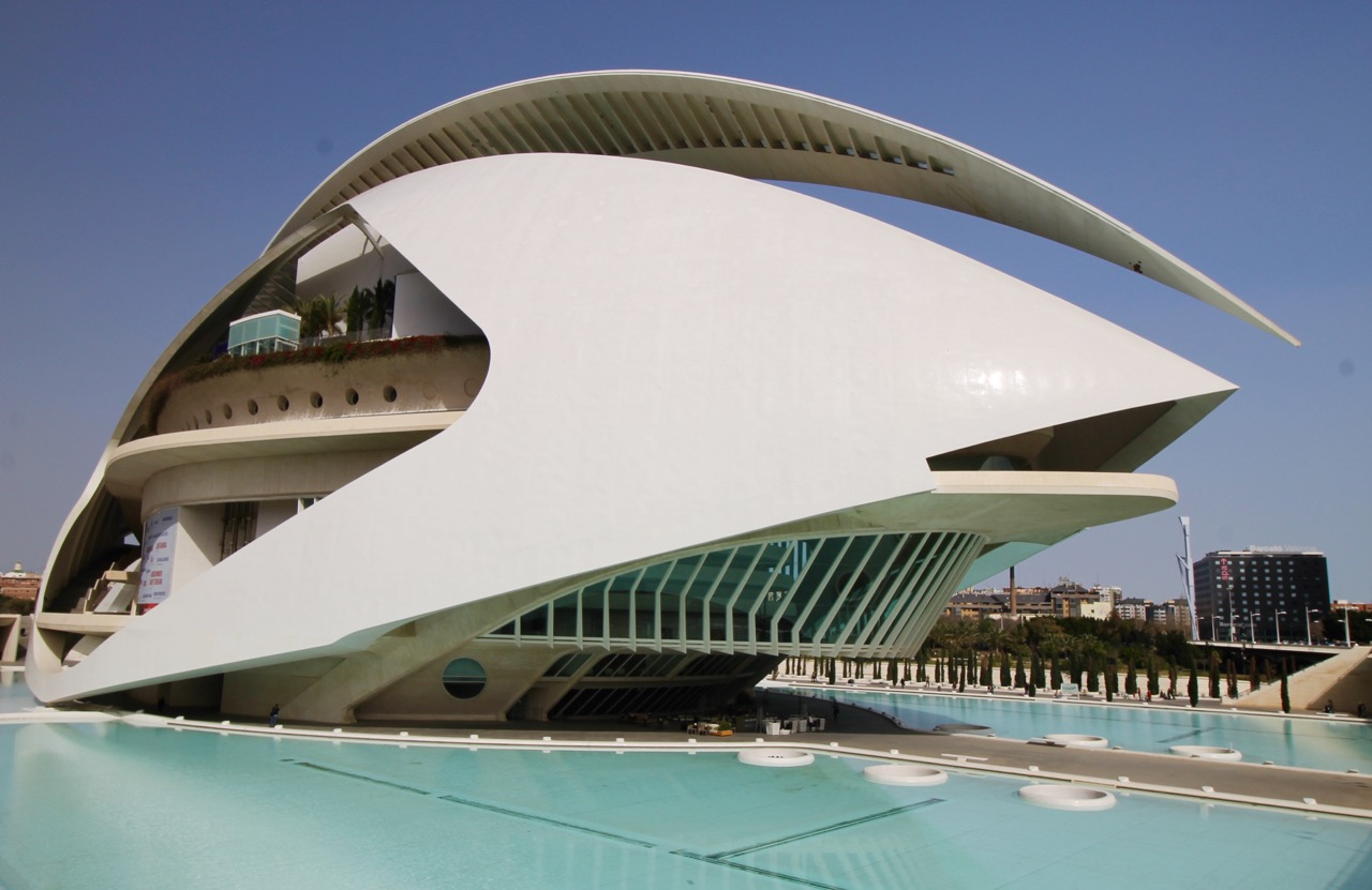 Valencia Travel Guide City of Arts and Sciences