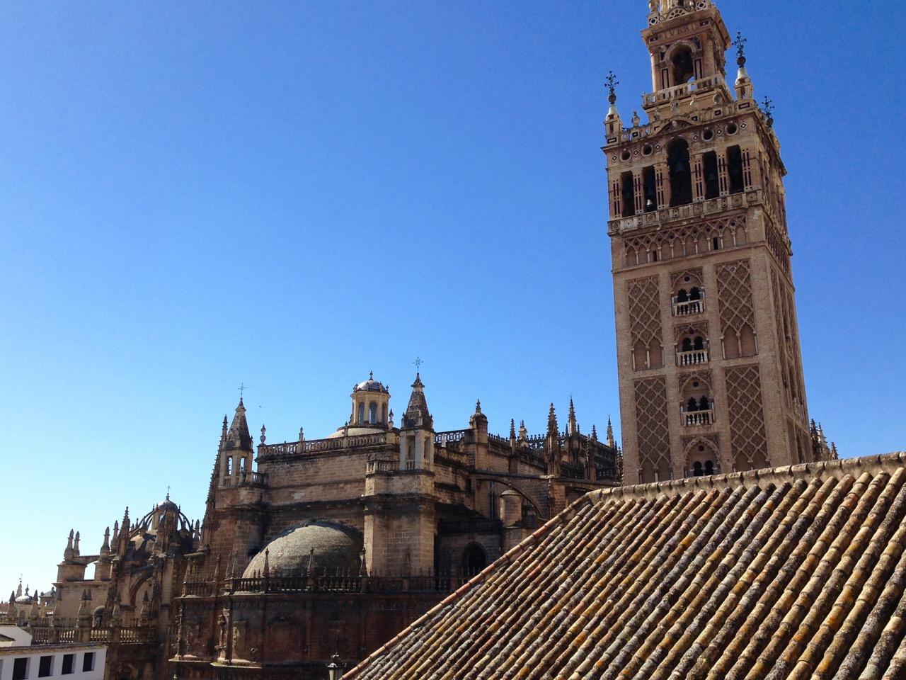 Sevilla Cathedra Seville Doña Maria Hotel